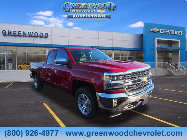 2018 Silverado 1500 Double Cab 4x4,  Pickup #J35856 - photo 4