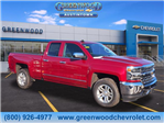 2018 Silverado 1500 Double Cab 4x4,  Pickup #J35856 - photo 1