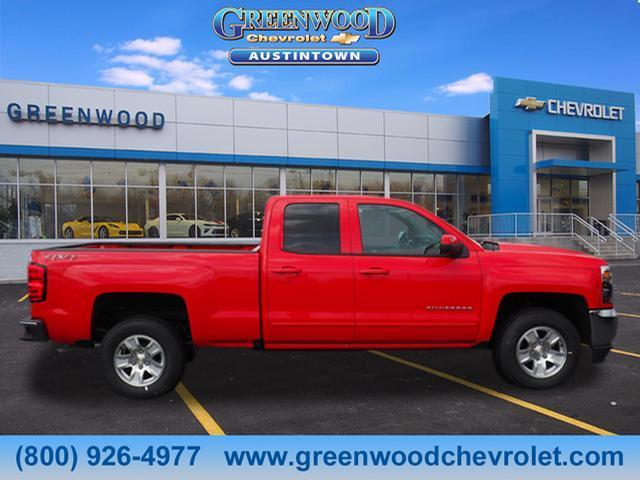 2018 Silverado 1500 Double Cab 4x4,  Pickup #J35860 - photo 3