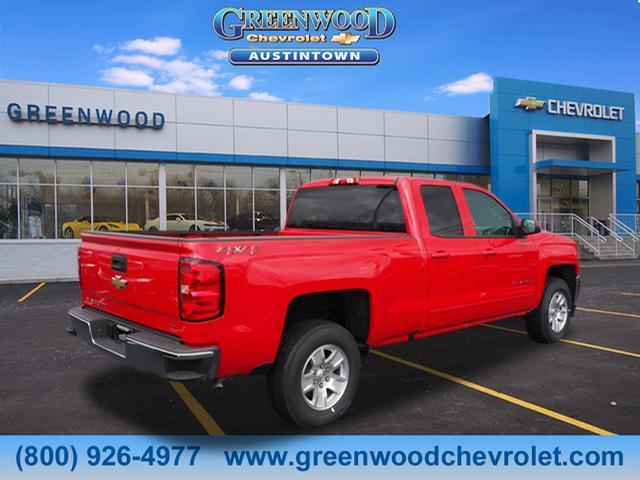 2018 Silverado 1500 Double Cab 4x4,  Pickup #J35860 - photo 2