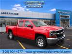 2018 Silverado 1500 Double Cab 4x4,  Pickup #J35860 - photo 1