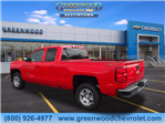 2018 Silverado 1500 Double Cab 4x4,  Pickup #J35860 - photo 4