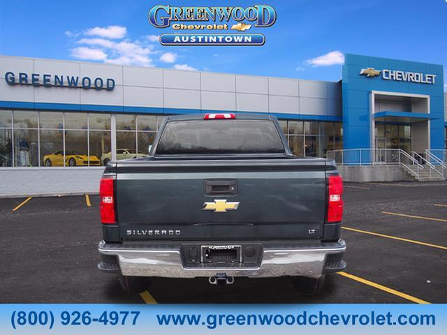 2018 Silverado 1500 Double Cab 4x4,  Pickup #J35862 - photo 4