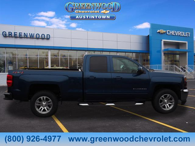 2018 Silverado 1500 Double Cab 4x4, Pickup #J35865 - photo 3