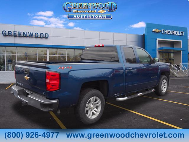2018 Silverado 1500 Double Cab 4x4, Pickup #J35865 - photo 2