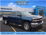 2018 Silverado 1500 Double Cab 4x4, Pickup #J35865 - photo 1