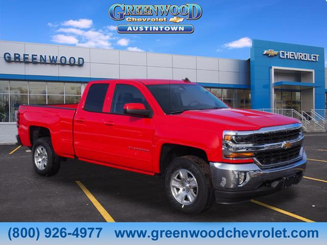 2018 Silverado 1500 Double Cab 4x4,  Pickup #J35873 - photo 1