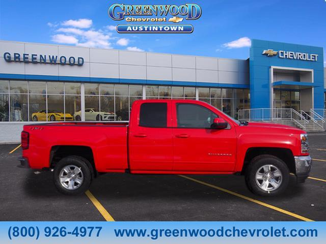 2018 Silverado 1500 Double Cab 4x4,  Pickup #J35873 - photo 8