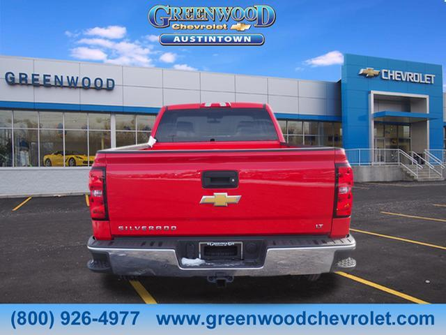 2018 Silverado 1500 Double Cab 4x4,  Pickup #J35873 - photo 9