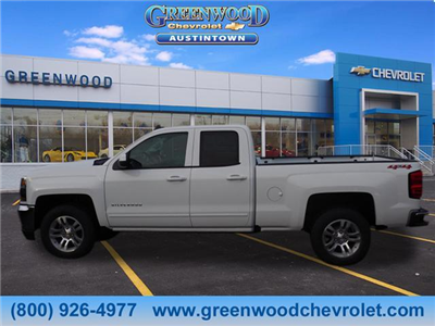 2018 Silverado 1500 Double Cab 4x4,  Pickup #J35875 - photo 3