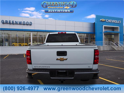 2018 Silverado 1500 Double Cab 4x4,  Pickup #J35875 - photo 4