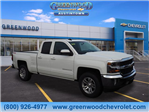2018 Silverado 1500 Double Cab 4x4,  Pickup #J35875 - photo 1