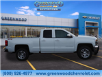 2018 Silverado 1500 Double Cab 4x4,  Pickup #J35875 - photo 2