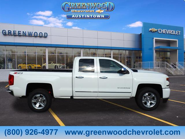 2018 Silverado 1500 Double Cab 4x4,  Pickup #J35879 - photo 3