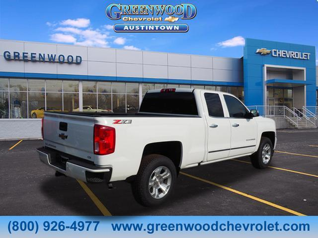 2018 Silverado 1500 Double Cab 4x4,  Pickup #J35879 - photo 2