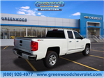 2018 Silverado 1500 Double Cab 4x4,  Pickup #J35879 - photo 1