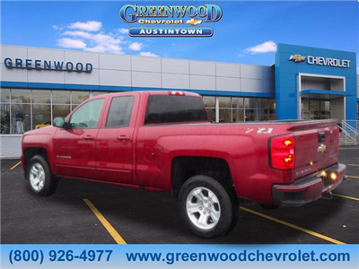 2018 Silverado 1500 Double Cab 4x4,  Pickup #J35967 - photo 2