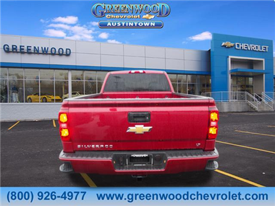 2018 Silverado 1500 Double Cab 4x4,  Pickup #J35967 - photo 4