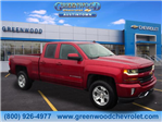 2018 Silverado 1500 Double Cab 4x4, Pickup #J35967 - photo 1