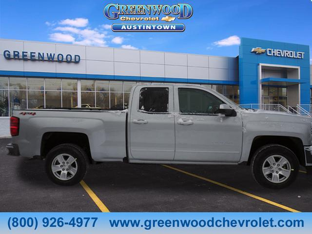 2018 Silverado 1500 Double Cab 4x4, Pickup #J35980 - photo 3