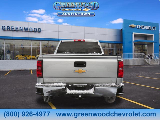 2018 Silverado 1500 Double Cab 4x4, Pickup #J35980 - photo 2