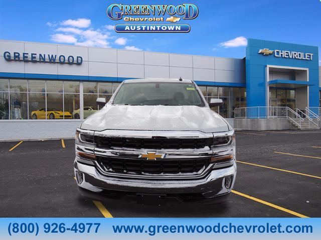 2018 Silverado 1500 Double Cab 4x4, Pickup #J35980 - photo 4
