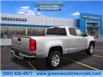 2018 Colorado Extended Cab, Pickup #J35990 - photo 2
