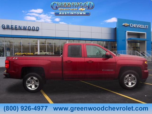 2018 Silverado 1500 Double Cab 4x4, Pickup #J35994 - photo 3