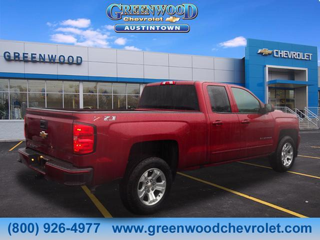 2018 Silverado 1500 Double Cab 4x4, Pickup #J35994 - photo 2