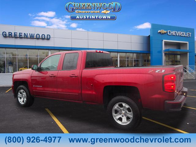 2018 Silverado 1500 Double Cab 4x4, Pickup #J35994 - photo 4