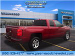 2018 Silverado 1500 Double Cab 4x4, Pickup #J35994 - photo 1