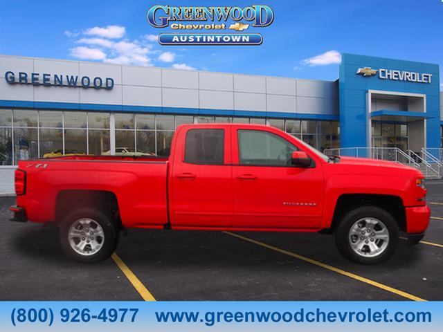 2018 Silverado 1500 Double Cab 4x4, Pickup #J35996 - photo 3