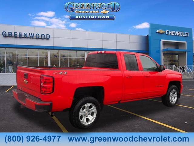 2018 Silverado 1500 Double Cab 4x4, Pickup #J35996 - photo 2