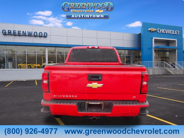 2018 Silverado 1500 Double Cab 4x4, Pickup #J35996 - photo 4