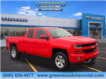 2018 Silverado 1500 Double Cab 4x4, Pickup #J35996 - photo 1