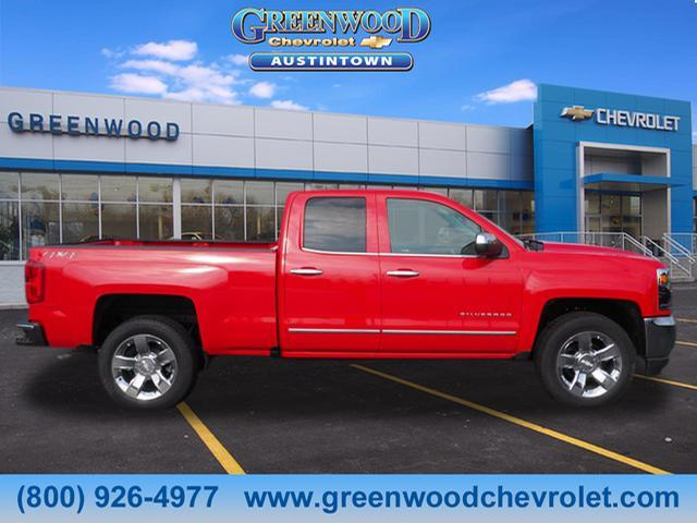 2018 Silverado 1500 Double Cab 4x4, Pickup #J35999 - photo 3