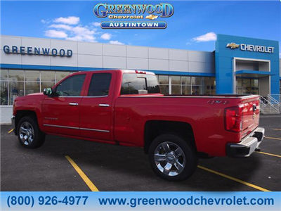 2018 Silverado 1500 Double Cab 4x4, Pickup #J35999 - photo 4
