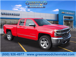 2018 Silverado 1500 Double Cab 4x4, Pickup #J35999 - photo 1