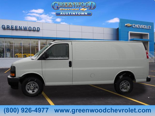2018 Express 2500, Cargo Van #J36095 - photo 4
