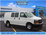 2018 Express 2500, Cargo Van #J36095 - photo 1