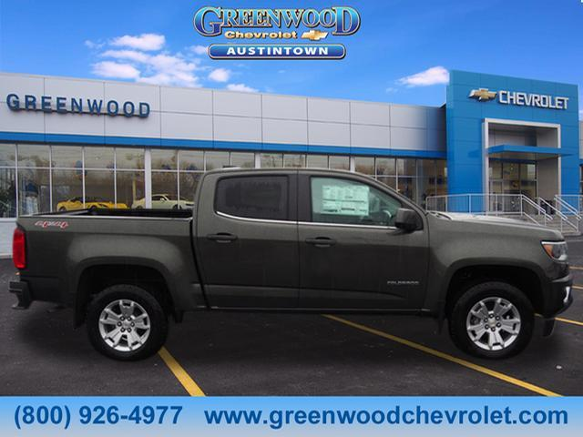 2018 Colorado Crew Cab 4x4,  Pickup #J36111 - photo 3