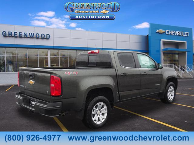 2018 Colorado Crew Cab 4x4,  Pickup #J36111 - photo 2