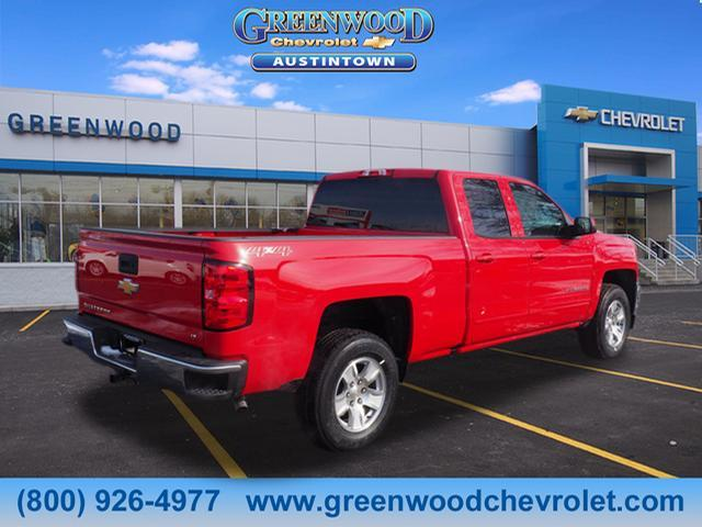 2018 Silverado 1500 Double Cab 4x4,  Pickup #J36132 - photo 2