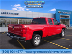 2018 Silverado 1500 Double Cab 4x4,  Pickup #J36132 - photo 1