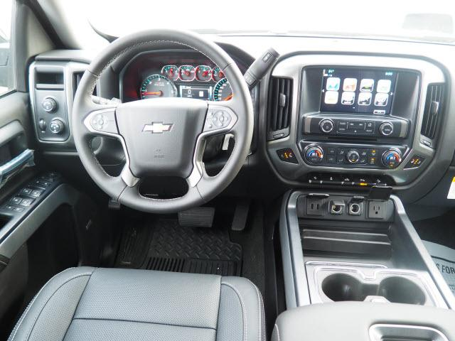 2018 Silverado 1500 Crew Cab 4x4, Pickup #J36239 - photo 8