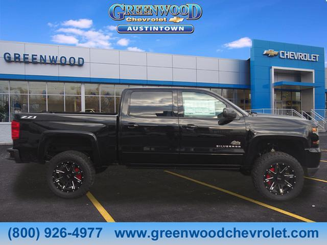 2018 Silverado 1500 Crew Cab 4x4, Pickup #J36239 - photo 3