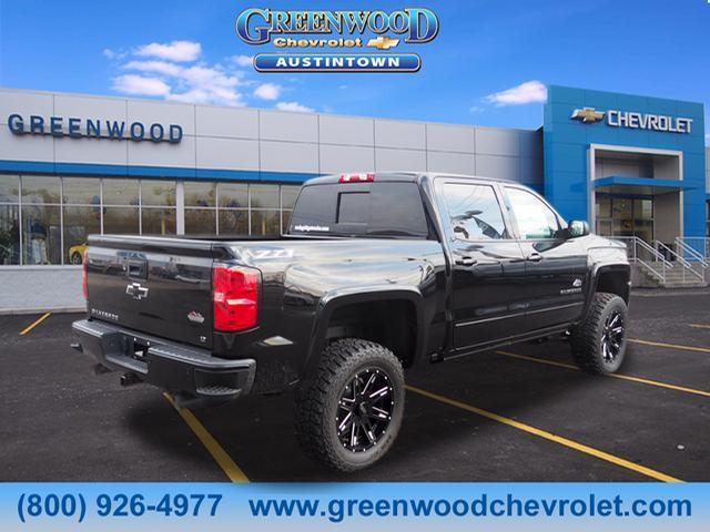 2018 Silverado 1500 Crew Cab 4x4, Pickup #J36239 - photo 2