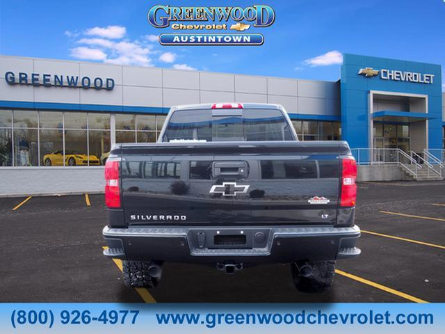 2018 Silverado 1500 Crew Cab 4x4, Pickup #J36239 - photo 4