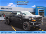 2018 Silverado 1500 Crew Cab 4x4, Pickup #J36239 - photo 1