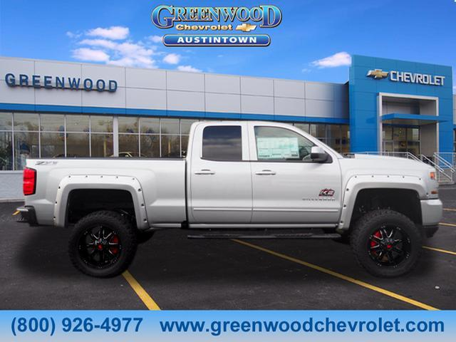 2018 Silverado 1500 Double Cab 4x4,  Pickup #J36240 - photo 3